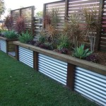 Corrugated Metal Retaining Wall Plans