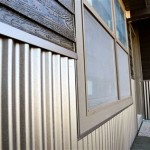 Corrugated Metal Wall Panels Exterior