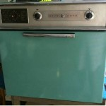 General Electric Wall Oven 1960
