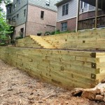 How To Build A Retaining Wall On Steep Slope