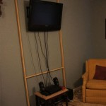 How To Hide Wires On A Wall Mounted Tv Uk