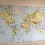 Ikea Wall Map Of The World