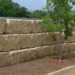 Large Concrete Block Retaining Wall Cost