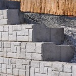 Large Retaining Wall Block Forms