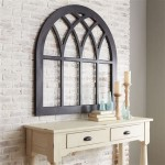 Magnolia Home Cathedral Window Frame Wall Decor