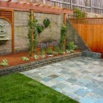 Outdoor Brick Wall Decor Ideas