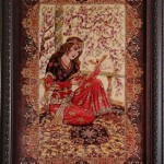 Persian Tapestry Wall Hangings