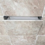 Removable Access Panel For Tiled Wall Finishes