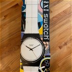 Swatch Wall Clock