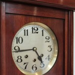 Westminster Wall Clock And Thermometer